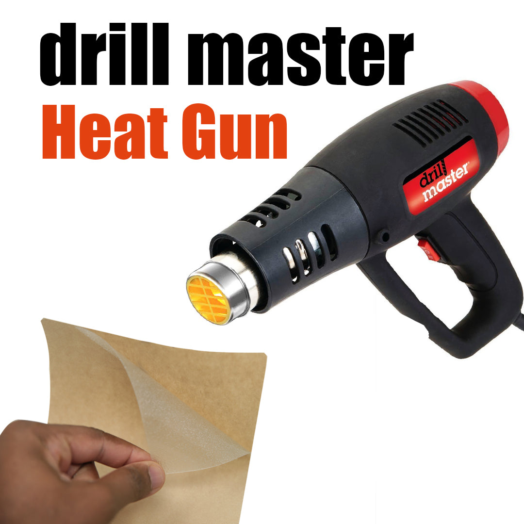 Drill Master Heat Guns Now On Sale