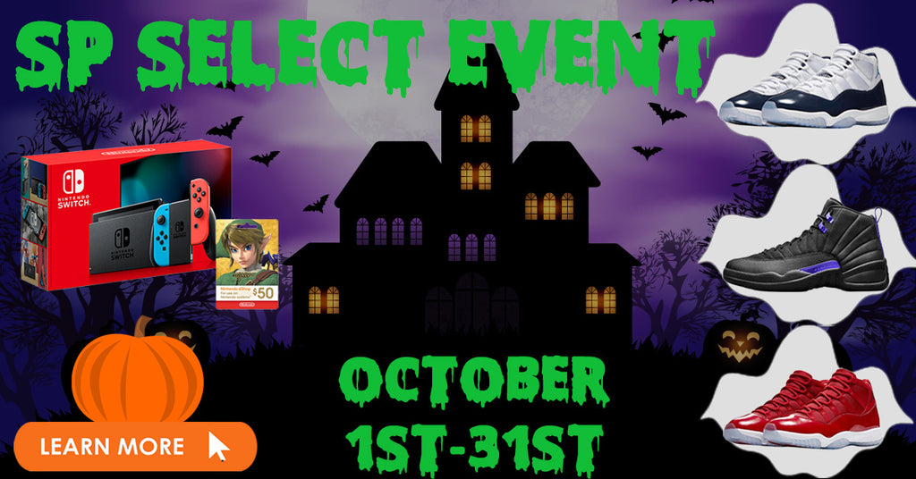 October's SP Select Event
