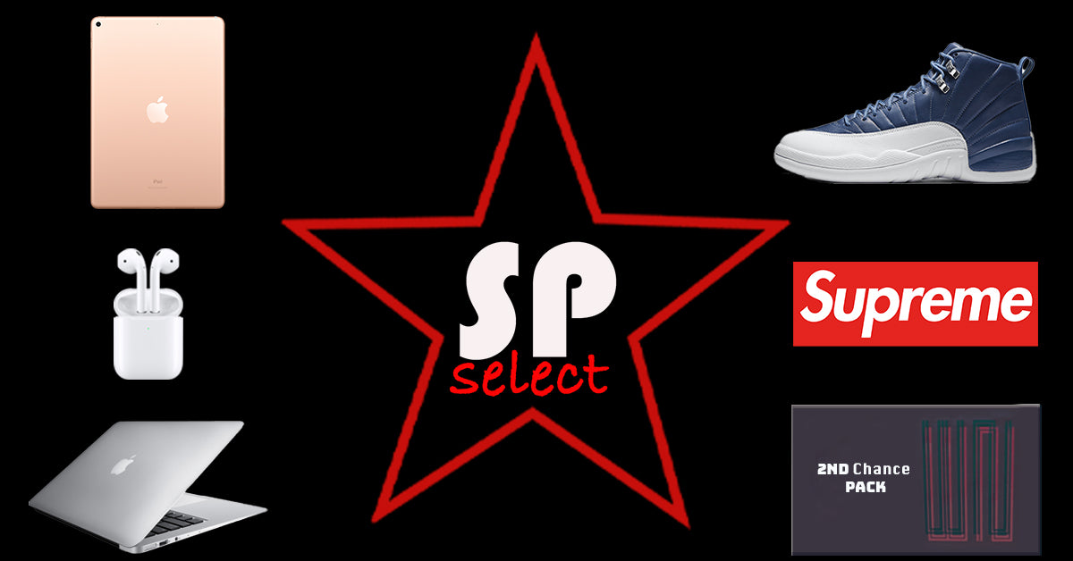 August's SP Select Gift Recipients
