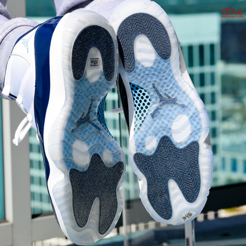 """best sneakers aa60b 1a878 Sole Protector™ For Air Jordan [11] XI """"Win Like '82"""" 