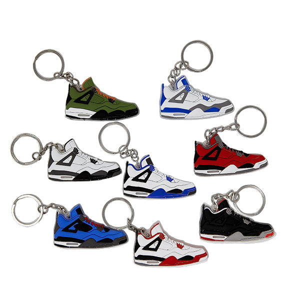 Sole Protector™ Sneakerhead Keychain