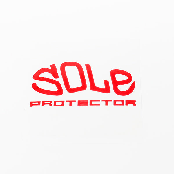 Official Sole Protector Logo Decal