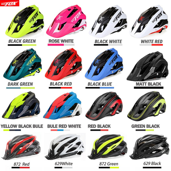 BATFOX Cycling Helmet Women Men - outdoor-scores
