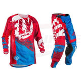 Fly Fish Pants & Jersey Combo Motocross MX Racing Suit - outdoor-scores