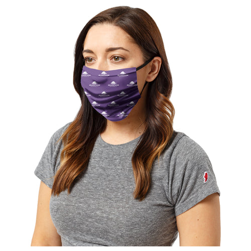 League Bluffton Mask, Purple