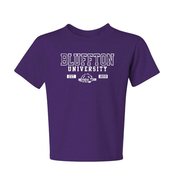 Youth T-Shirt, Deep Purple