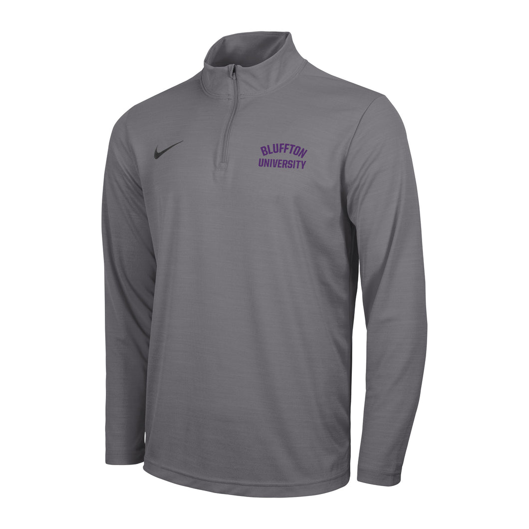 Nike Men's Intensity 1/4 Zip Top, Gunsmoke