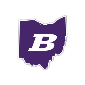 Bluffton State Decal - J Home Series