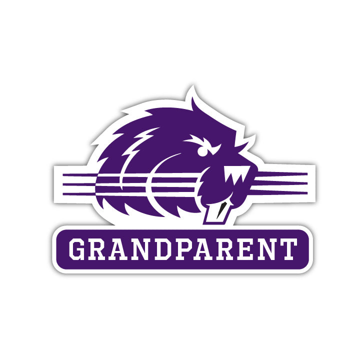 Bluffton Grandparent Decal - M4