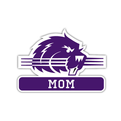 Bluffton Mom Decal - M1