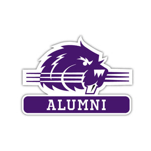 Bluffton Alumni Decal - M3