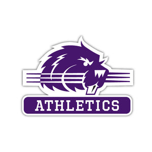 Bluffton Athletics Decal - M5