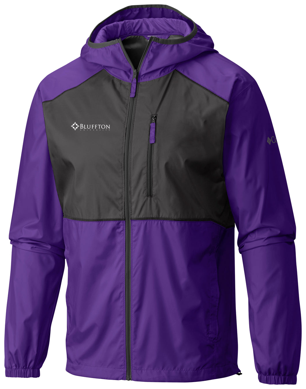 Columbia Men's Flash Forward Windbreaker, Purple