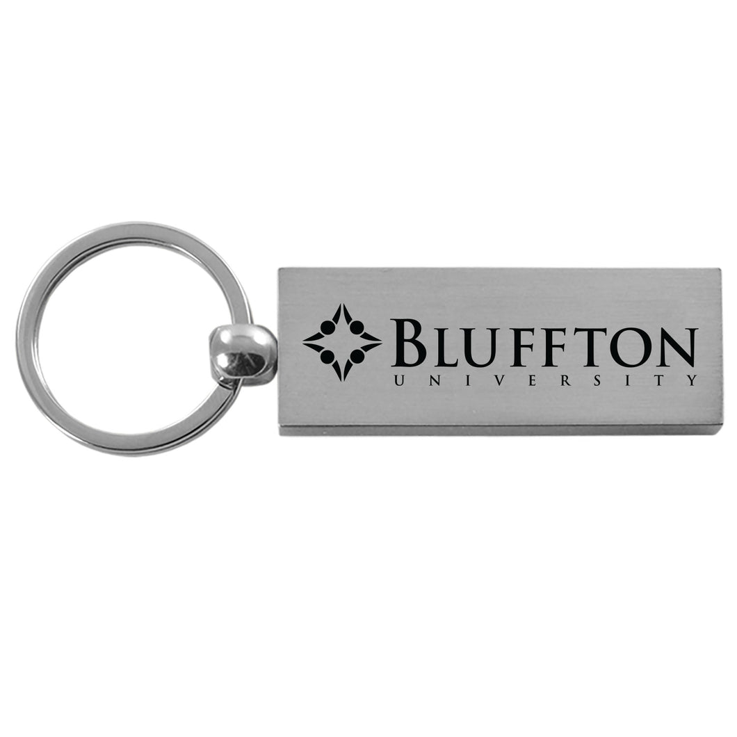 LXG Metal Keychain, Silver