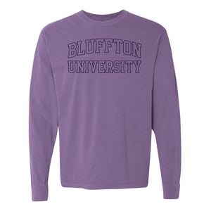 Spring 2021 Long Sleeve Tee, Violet