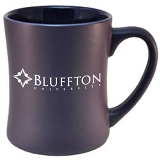Etched MK Matte Mug - Purple