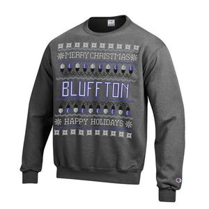 Mens Ugly Christmas Sweater.Champion Men S Ugly Christmas Sweater