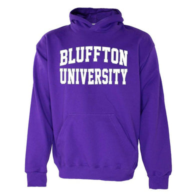 OnMission Hooded Sweatshirt, Purple