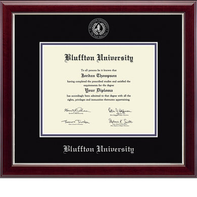 Church Hill Classics Embossed Diploma Frame