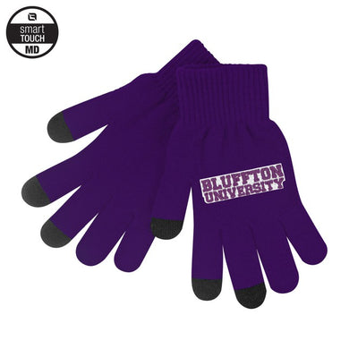 LogoFit iText Gloves, Purple