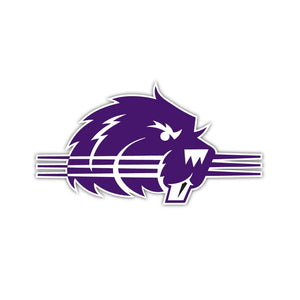 Bluffton Beaver Mascot Decal - D1