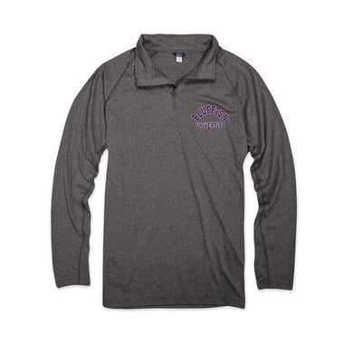 MV Sport Heather Athletic 1/4 Zip