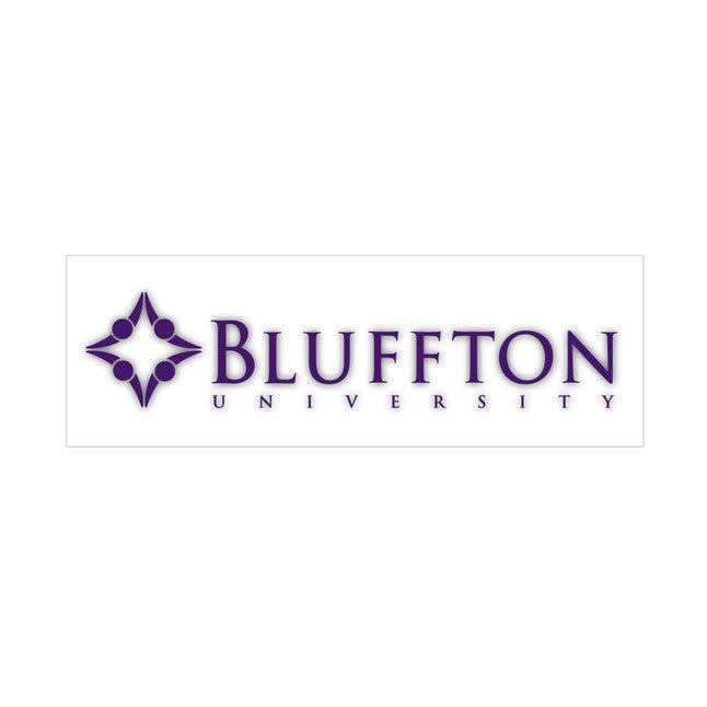Bluffon Academic Transparent Decal - D11