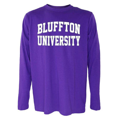 OnMission Long Sleeve Tee, Purple