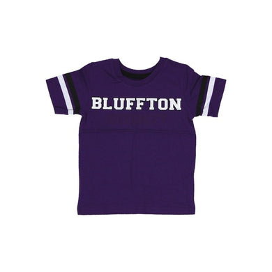 Colosseum Toddler The Beats Short Sleeve Tee, Purple