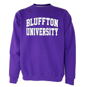 OnMission Crew Sweatshirt, Purple