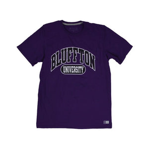Russell Men's Essential Tee, Purple