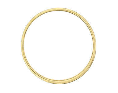 Classic Gold Tapering Bangle