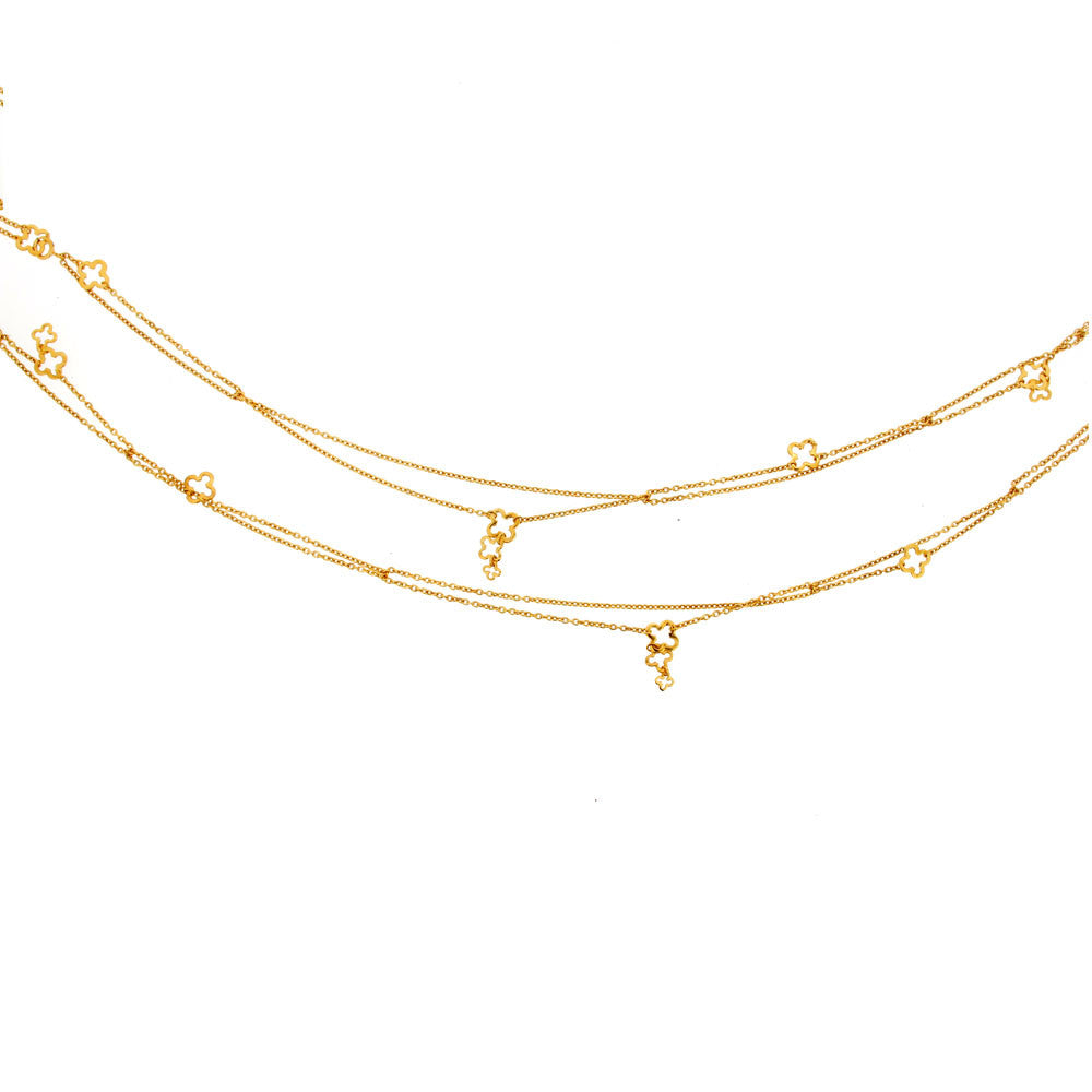 Talitha Simple Gold Chain