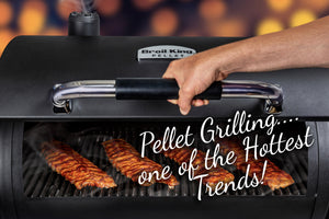 7 Reasons Why Pellet Grilling is one of the Hottest Trends in the Industry