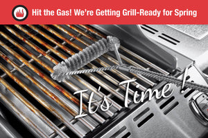 Hit the Gas! We're Getting Grill-Ready for Spring