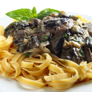 Cajun Steak Fettuccine