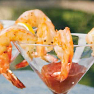 Warm Shrimp Cocktail