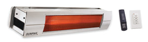 Sunpak S34-TSR Patio Heater Stainless Steel