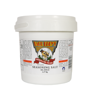 Back Eddy's Seasoning Salt 2.27kg