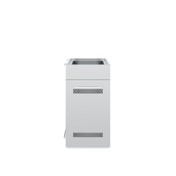 Broil King Tank / Side Burner Stainless Steel Cabinet