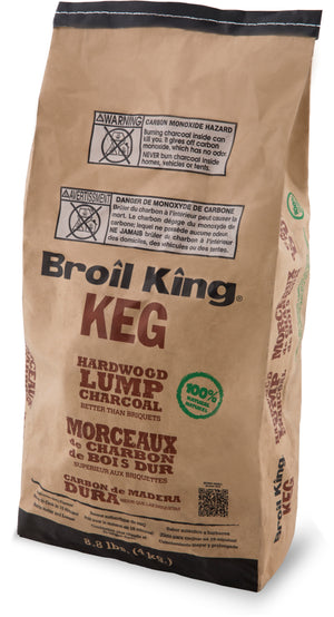 Broil King® KEG Hardwood Lump Charcoal