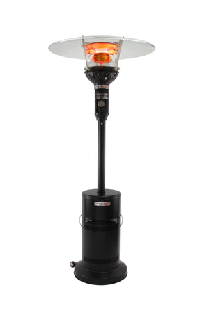 EVENGLO Patio Heater Black