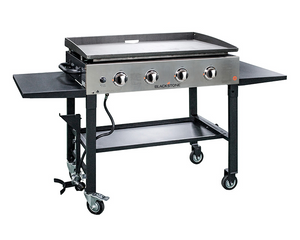 "Blackstone 36"" Griddle Cooking Station (with stainless steel front plate)"