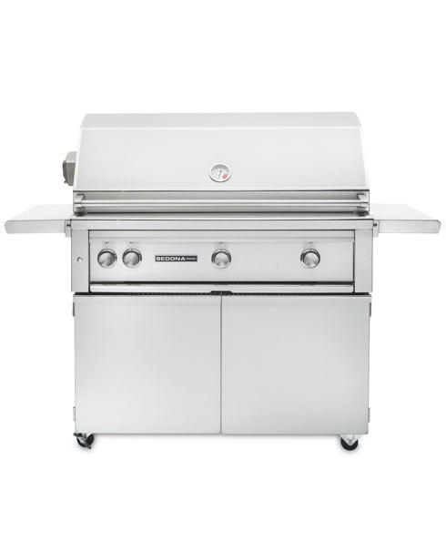 "Sedona By Lynx 42"" Freestanding Grill With ProSear And Rotisserie"