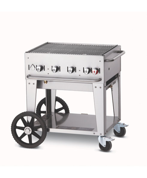 "Crown Verity 30"" Professional Series Mobile Grill"