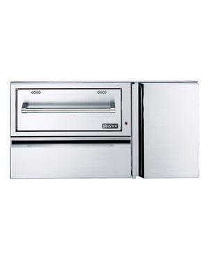 "Lynx 42"" Convenience Center With Warming Drawer"