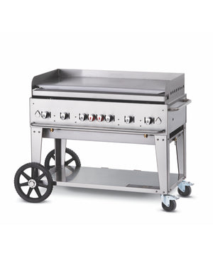 "Crown Verity 48"" Professional Series Mobile Griddle"