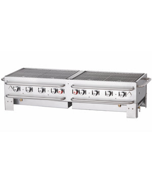 "Crown Verity 60"" Professional Series Portable Grill"