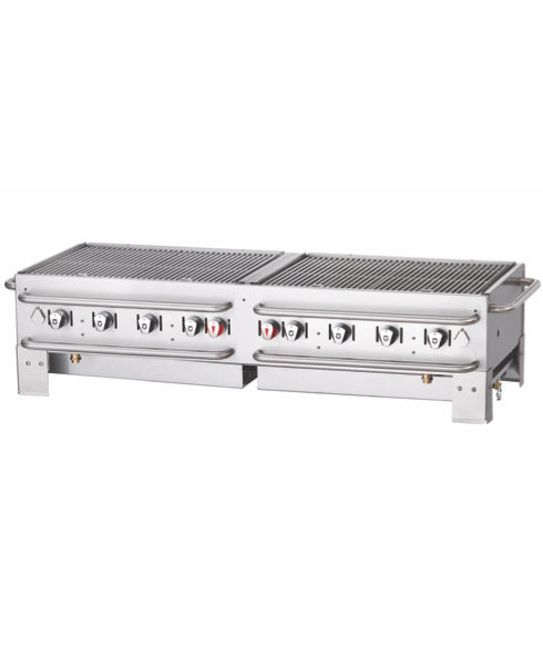 "Crown Verity 60"" Portable Grill"
