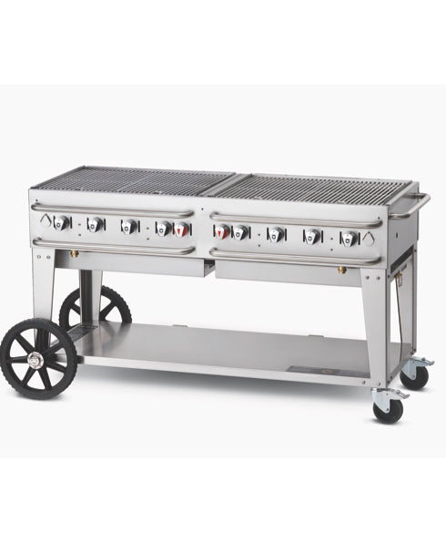 "Crown Verity 60"" Pro Series Grill"